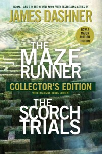 The Maze Runner and The Scorch Trials: The Collector's Edition