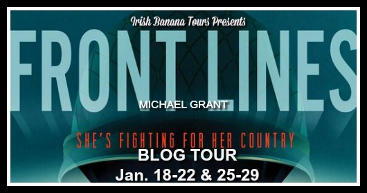 Front Lines Blog Tour: Guest Post with Michael Grant + Giveaway!